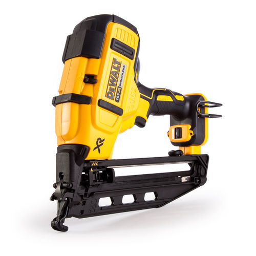 Dewalt DCN660N-B 18V XR Cordless li-ion Brushless 2nd Fix Nailer 16Ga (Body Only)