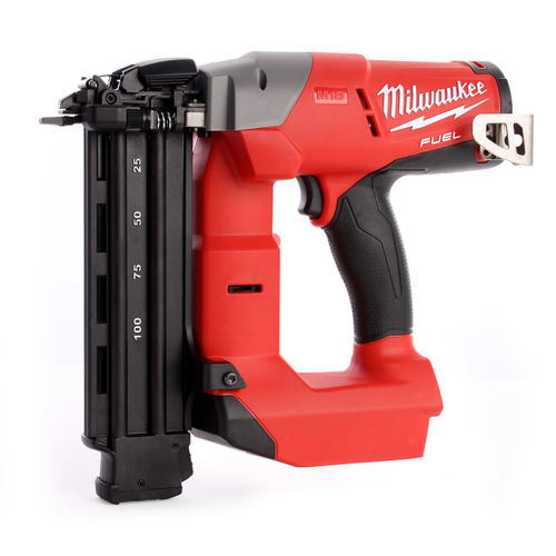 Milwaukee M18CN18GS-0X Fuel 18V Finishing Nailer (Body Only)