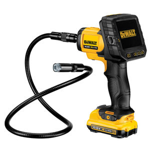 Dewalt DCT410D1 XR Li-Ion 10.8V Inspection Camera with 90cm x 17mm Cable