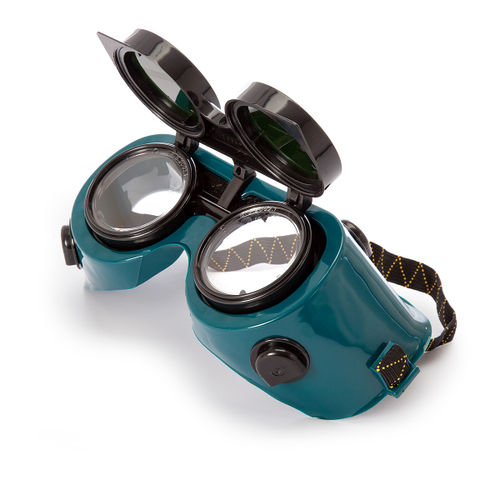 Sealey SSP6 Gas Welding Goggles With Flip-up Lenses