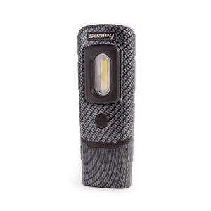 Sealey LED3601CF Rechargeable Inspection Lamp (Carbon Fibre Effect)