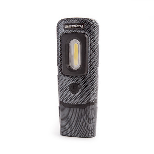 Sealey LED3601CF Rechargeable Inspection Lamp (Carbon Fibre Effect)