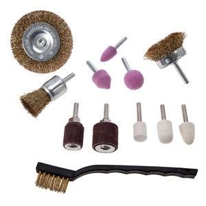 Abracs Multi-Accessory Polishing Kit 12 Piece