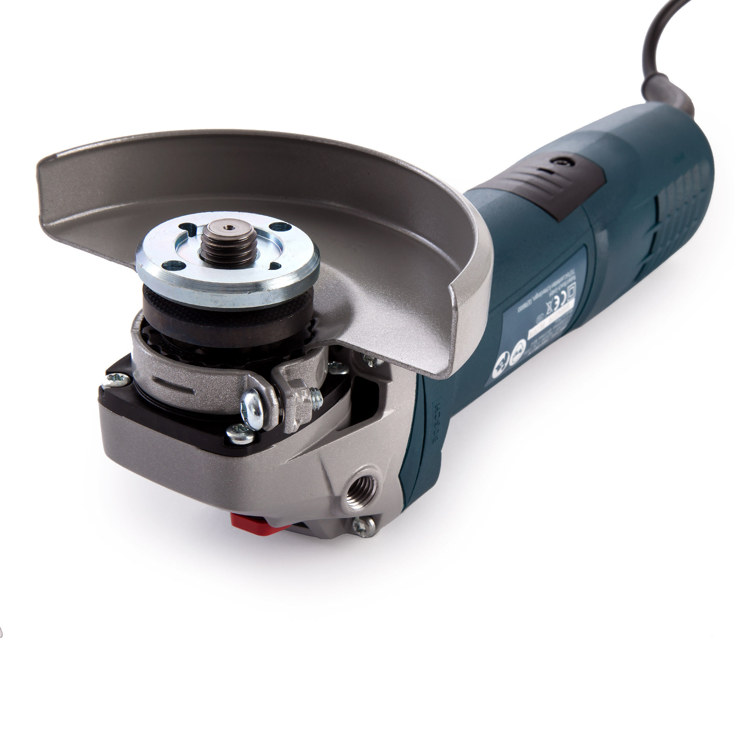 Toolstop Bosch Gws7 115 Professional Angle Grinder 115mm