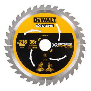 Dewalt DT99569 XR Extreme Runtime Mitre Saw Blade 216mm x 30mm x 36T