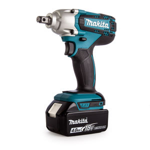Makita DTW190RMJ Impact Wrench 18V Cordless (2 x 4.0Ah Batteries)