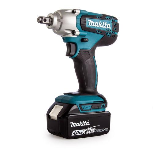 Makita DTW190RMJ 18V Cordless Impact Wrench (2 x 4.0Ah Batteries)