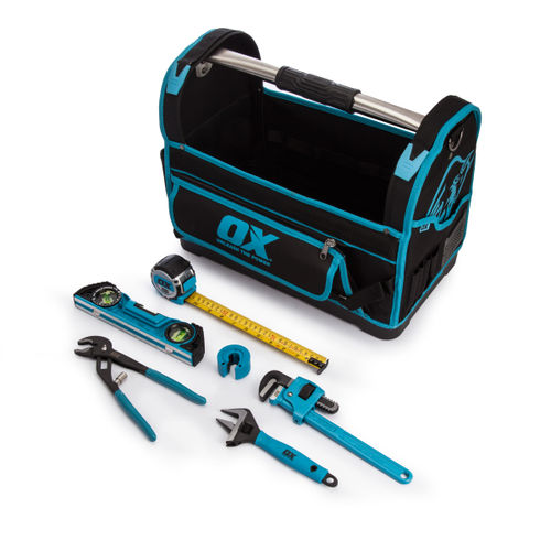 OX Pro Plumbers Toolbag Deal