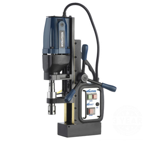 Evolution MAG28 Industrial Magnetic Drill 110V