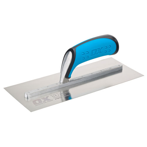 OX Plasterers Trowel Pro Series - Stainless Steel 120 X 280mm (P011011)