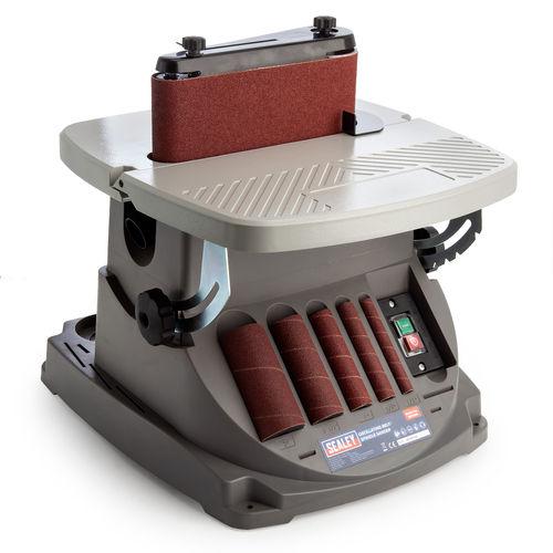 Sealey SM1300 Oscillating Belt / Spindle Sander 240V