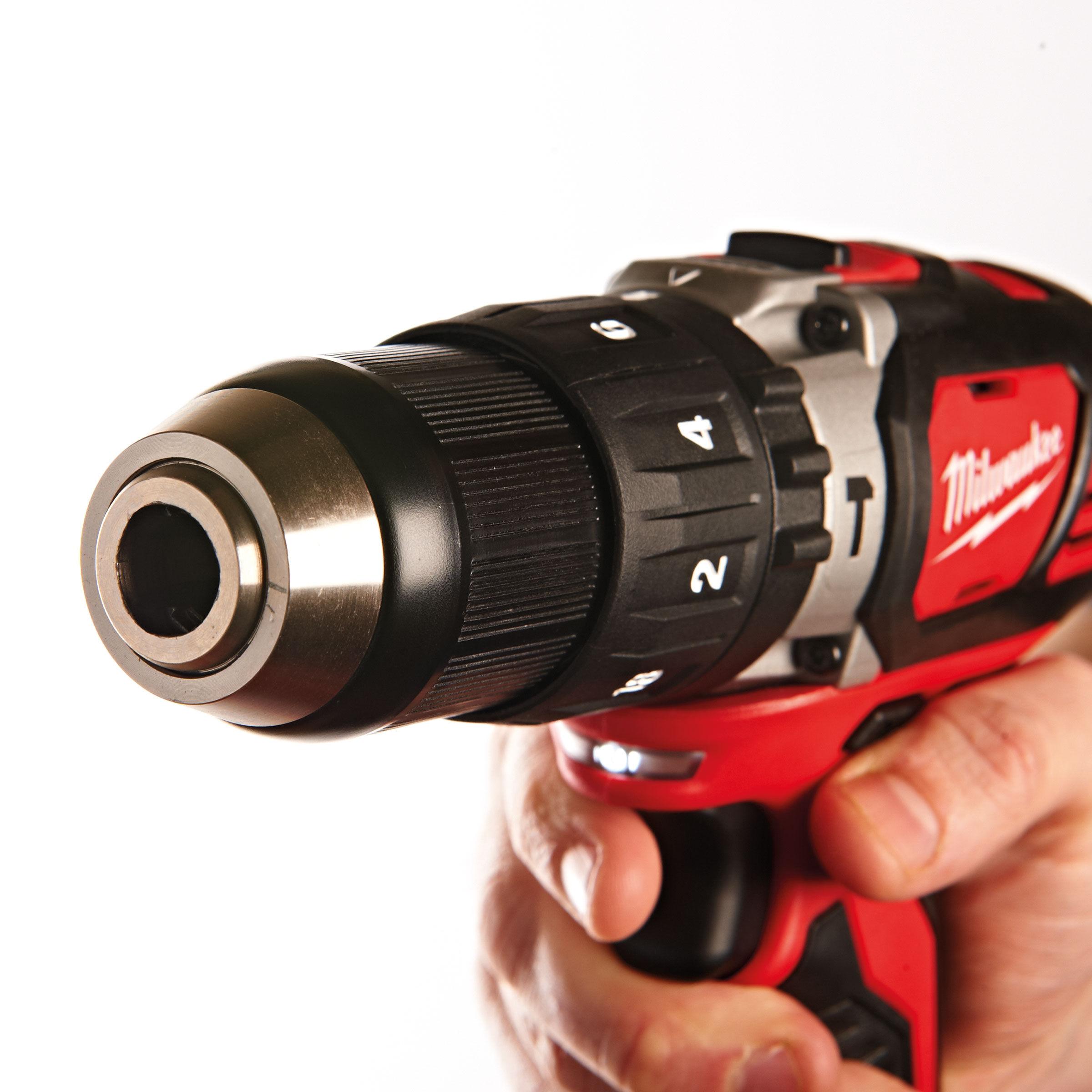 Milwaukee M18BPD-0 18V Combi Hammer Drill (Body Only)