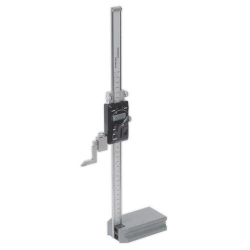 Sealey AK9636D Digital Height Gauge 0-12in / 0-300mm