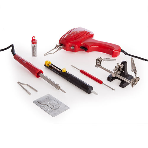 Sealey SD300K Soldering Gun/Iron Kit (8 Piece) 240V