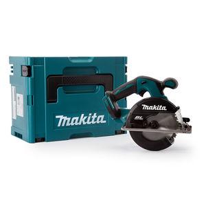 Makita DCS551ZJ Metal Saw 18V LTX Brushless 150mm (Body Only) in Makpac Case