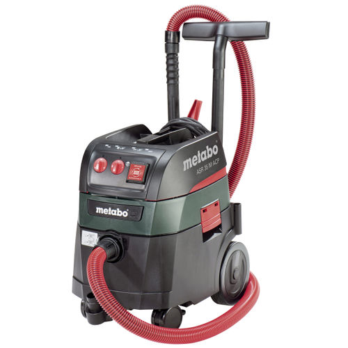 Metabo ASR35MACP All-Purpose Vacuum Cleaner 1400W with Measurement of Pressure Differentials 240V
