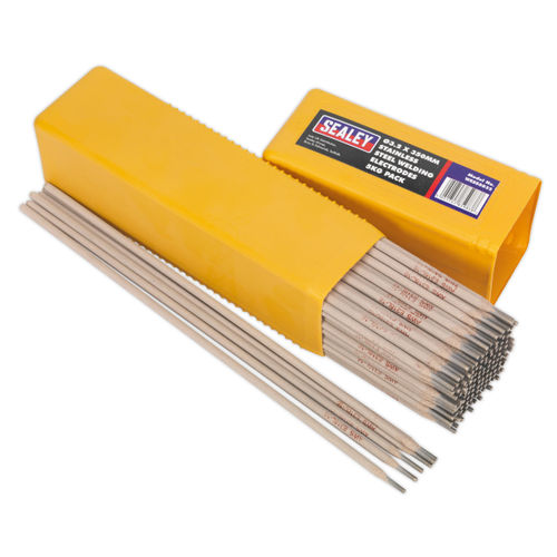 Sealey WESS5032 Welding Electrodes Stainless Steel ∅3.2 X 350mm 5kg Pack