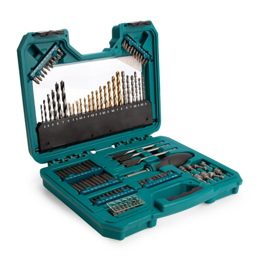 Makita P-90364 PRO Power Drill Accessory Set (105 Piece)