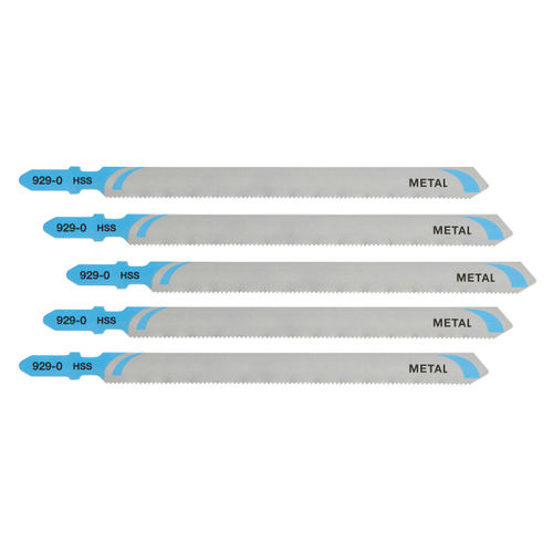 Dewalt DT2085 T318A Extreme Metal Cutting Jigsaw Blades (Pack Of 5)