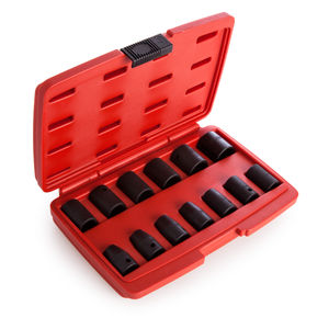 Sealey AK5613M Impact Socket Set 1/2 Inch Square Drive Metric 13 Piece