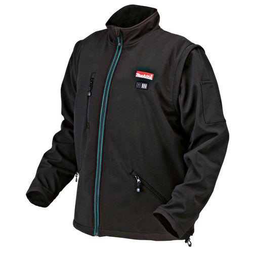 Makita DCJ200Z2XL Cordless 14.4 / 18V Heated Jacket (XXL)