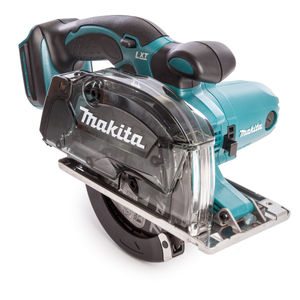 Makita DCS552Z Cordless 18V Metal Cutting Circular Saw 136mm (Body Only)