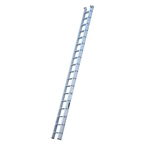 Youngman 570116 Trade 200 2 Section Aluminium Extension Ladder 5.40 - 9.75 Metres