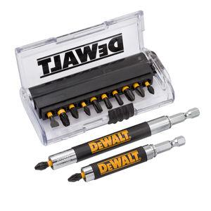 Dewalt DT70512T Extreme Impact Torsion Screwdriver Bit Set 14 Piece