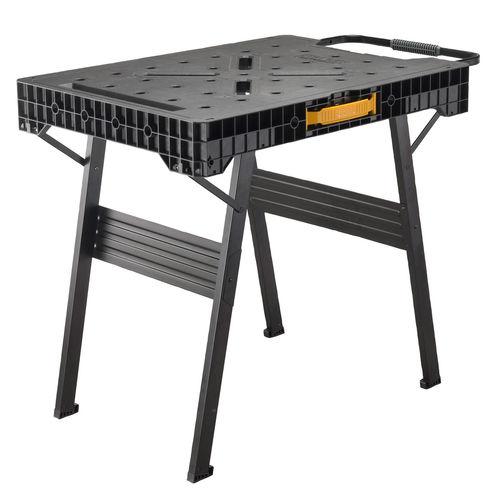 Stanley FMST1-75672 Fatmax Express Folding Workbench (85x60 cm work surface) - 455kg capacity