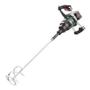 Metabo RW 18 LTX 120 Cordless Mixer with Charger (2 x 5.2Ah Batteries)