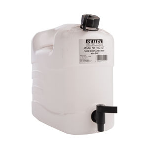 Sealey WC10T Fluid Container With Tap 10 Litre
