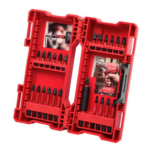 Milwaukee 4932464169 Shockwave Impact Duty Bit Set (24 Piece)