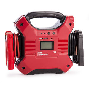 Sealey SL32S Jump Starter Power Pack Lithium Iron Phosphate 12/24V 1200/600A