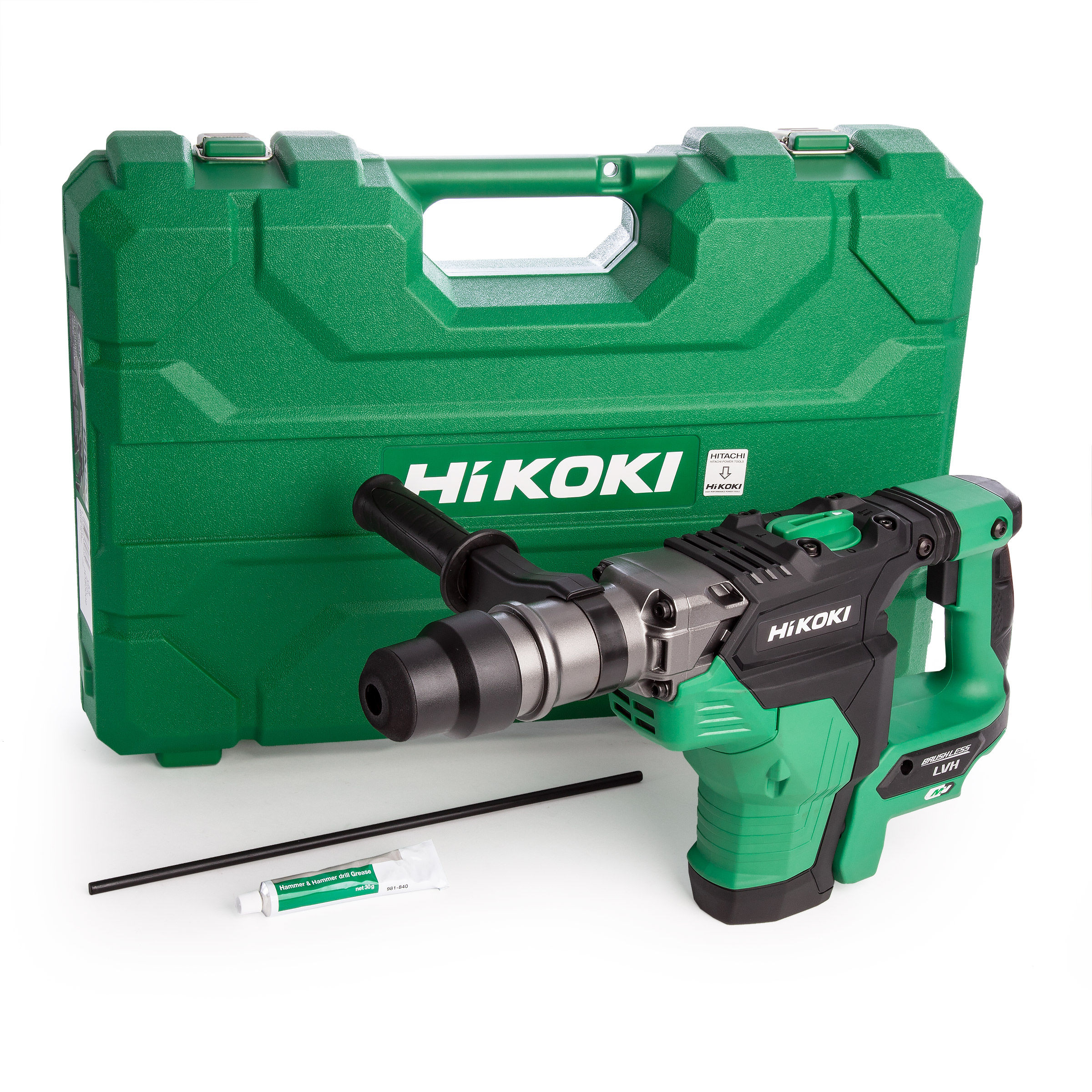 Metabo Hpt-KC36DVDH Multivolt 36V Brushless Hammer Drill