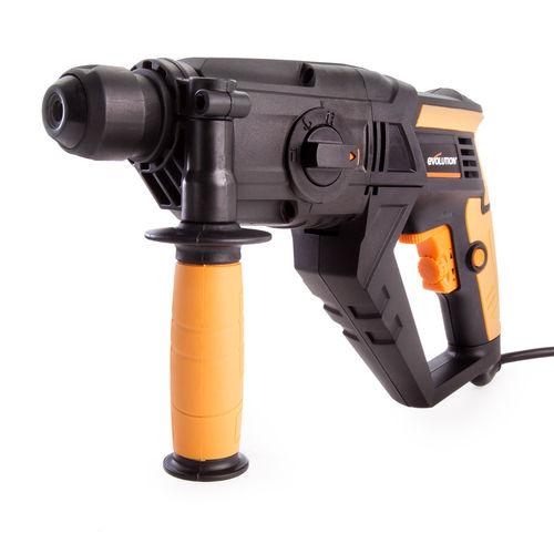 Evolution SDS4-800 Four Function SDS Hammer Drill 110V