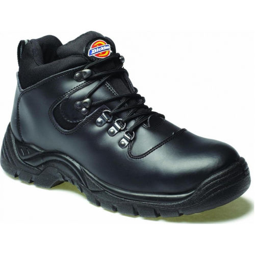 Dickies FA23380A Fury Super Safety Hiker Boot - Black - Size 12