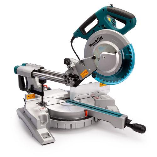 Makita LS1018LN Slide Compound Mitre Saw with Laser 255 -260mm 110V
