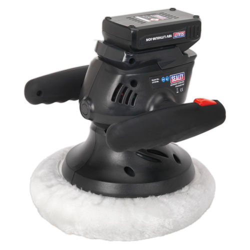 Sealey CP2518L Cordless 18V Lithium-ion Polisher 240mm
