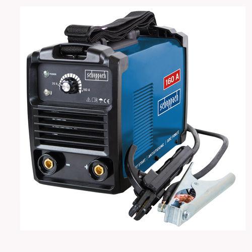 Scheppach WSE900 160 AMP Inverter Welder 240V