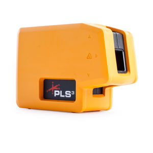 PLS3 Pacific Laser Systems 3 Point Red Laser Level (60523N)