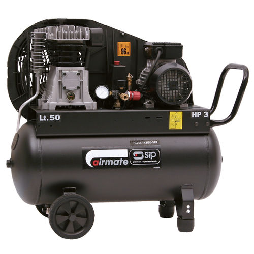 SIP 06258 Airmate TN 3HP/50-SRB 240V Compressor