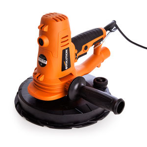 Evolution EB225DWSHH Hand Held Dry Wall Sander 225mm with 24 Sanding Sheets