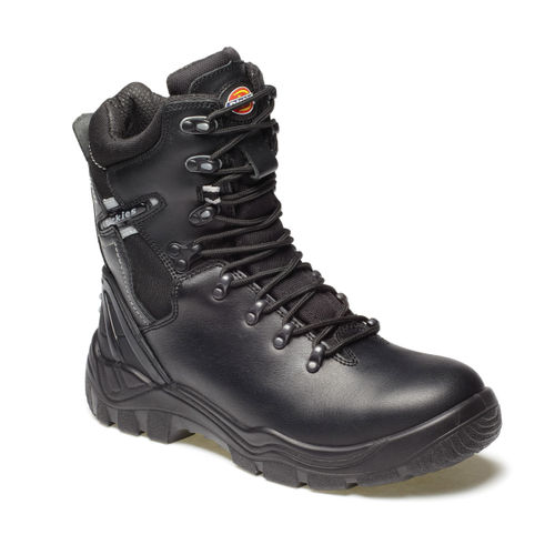 Dickies FD23375 Quebec Safety Boot (Black) - Size 6