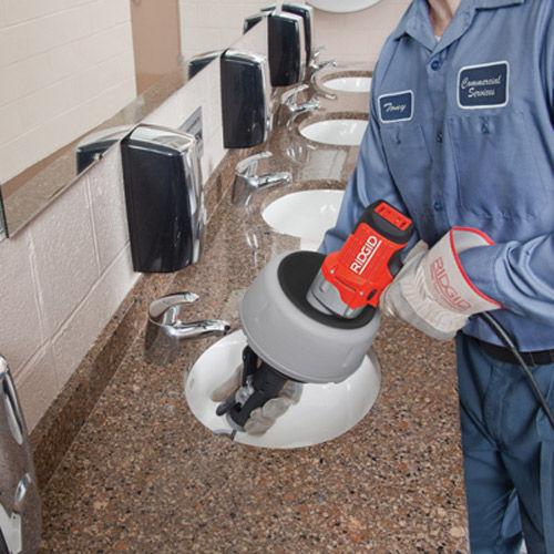 Toolstop Ridgid K 45af 36033 Autofeed Drain Cleaning