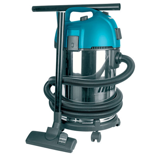 Makita VC3511L Wet and Dry L Class 35L Dust Extractor Vacuum Cleaner 240V