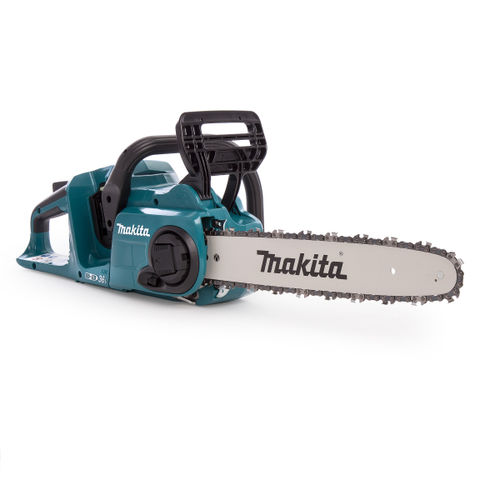 Makita DUC353Z Cordless 18V/36V LXT Brushless Rear Handle Chainsaw 350mm / 14 Inch (Body Only)