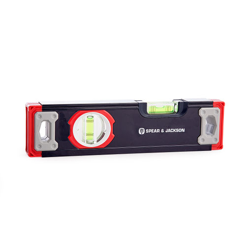 Spear & Jackson SL230 Spirit Level 9in / 230mm