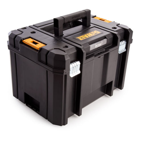 Dewalt DWST1-71195 TStak VI Tool Storage Box 23 Litres with Tote Tray