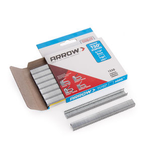 Arrow 50524 T50 Staples 8mm 5/16in ( Pack Of 1250)