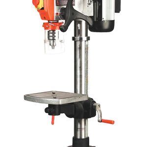 Sealey PDM125B Pillar Drill Bench 16-speed 1050mm Height 240v